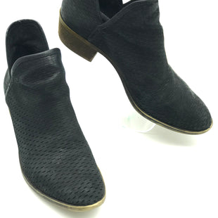 Primary Photo - BRAND: LUCKY BRANDSTYLE: BOOTS ANKLE COLOR: BLACK SIZE: 9.5 SKU: 262-26241-42691GENTLE WEAR - AS IS