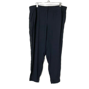 Primary Photo - BRAND: ANN TAYLOR LOFT STYLE: LEGGINGS COLOR: NAVY SIZE: L SKU: 262-26275-73862