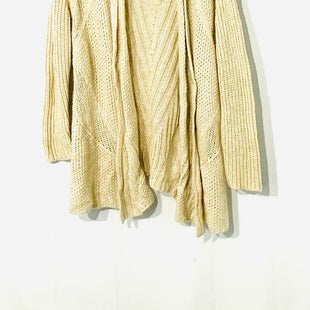 Primary Photo - BRAND: EILEEN FISHER THE FISHER PROJECT STYLE: SWEATER LIGHTWEIGHT COLOR: BEIGE SIZE: M SKU: 262-26275-7145235% LINEN18% MOHAIRDESIGNER FINAL