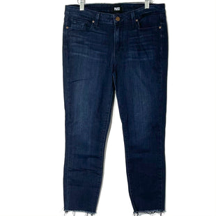Primary Photo - BRAND: PAIGE STYLE: JEANS COLOR: DARK DENIM SIZE: 12 /31SKU: 262-26211-142014