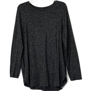 Primary Photo - BRAND: ANN TAYLOR STYLE: TOP LONG SLEEVE COLOR: BLACK SIZE: XL SKU: 262-26211-142779TUNIC LENGTH