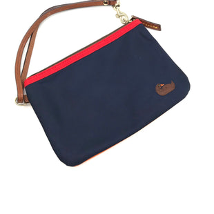 Primary Photo - BRAND: DOONEY AND BOURKE STYLE: WRISTLET COLOR: ORANGE BLUE SKU: 262-26275-66233IN EXCELLENT SHAPE AND CONDITION