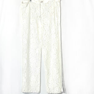 Primary Photo - BRAND:    BECCASTYLE: PANTS COLOR: CREAM SIZE: L OTHER INFO: BECCA - SKU: 262-26275-76706COVER PANTS