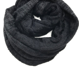 Primary Photo - BRAND: STELLA AND DOT STYLE: SCARF WINTER COLOR: BLACK SKU: 262-26241-44370