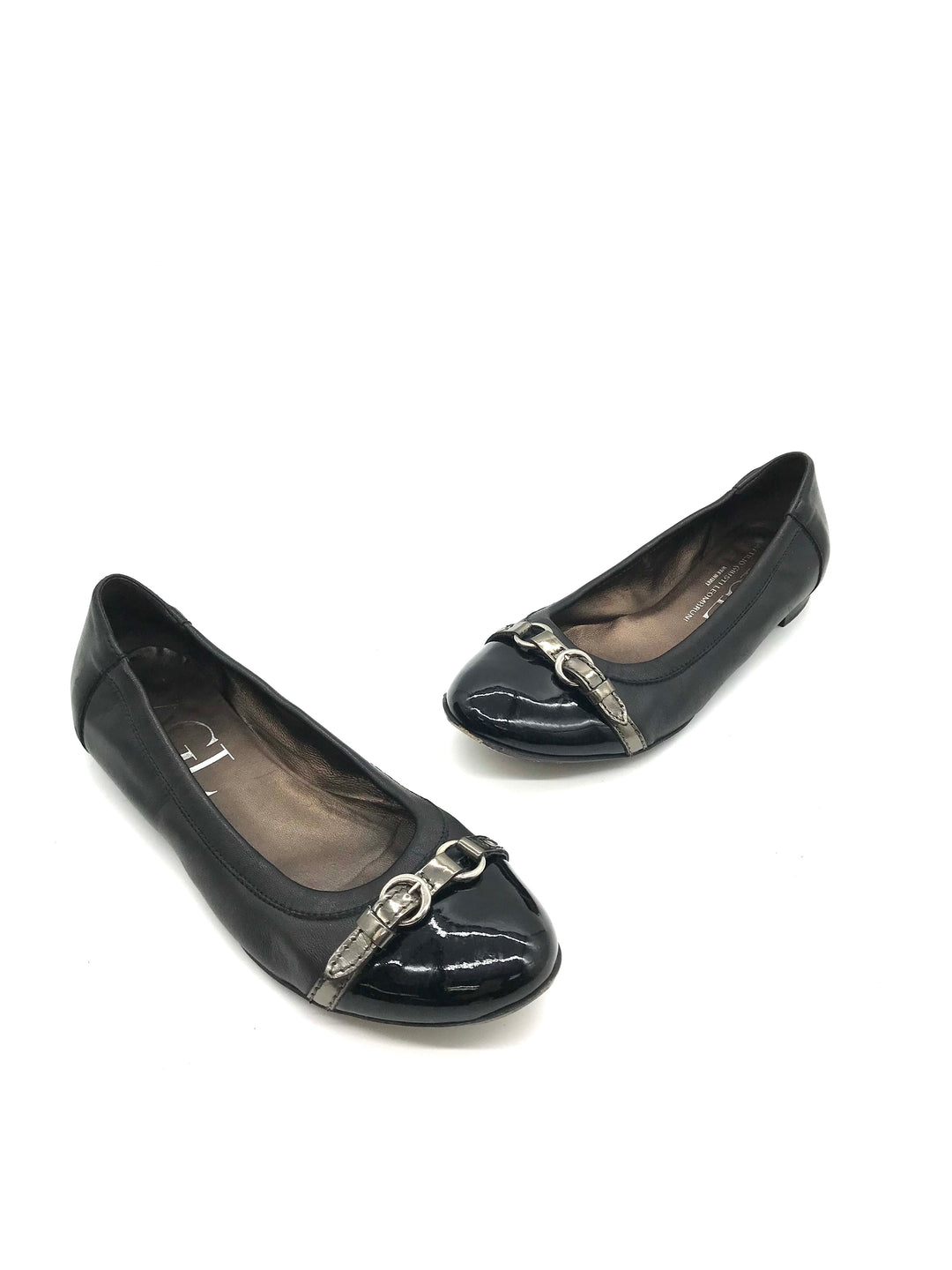 Photo #3 - BRAND:  CMB <BR>STYLE: SHOES FLATS <BR>COLOR: BLACK <BR>SIZE: 8 <BR>SKU: 262-26275-73109<BR><BR>AS IS WEAR (SEE PHOTOS)