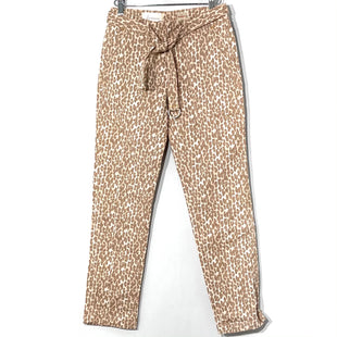 Primary Photo - BRAND: ANTHROPOLOGIE STYLE: PANTS COLOR: ANIMAL PRINT SIZE: 2 SKU: 262-26241-45101