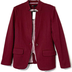 Primary Photo - BRAND: GIBSON STYLE: BLAZER JACKET COLOR: MAROON SIZE: S SKU: 262-26275-74772