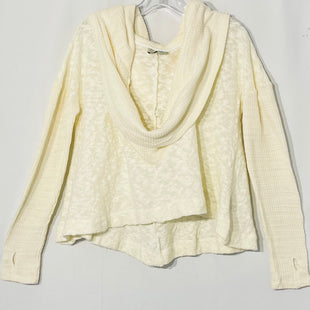 Primary Photo - BRAND: SATURDAY/SUNDAY ANTHROPOLOGIE STYLE: SWEATER LIGHTWEIGHT COLOR: OFF WHITE SIZE: S SKU: 262-26275-76286