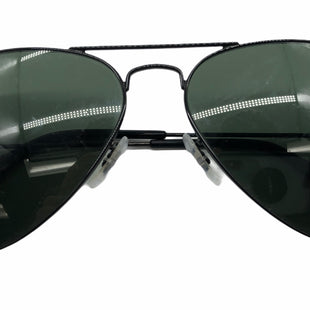 Primary Photo - BRAND: RAY BAN STYLE: SUNGLASSES COLOR: BLACK OTHER INFO: AS IS SKU: 262-262101-3269AS IS, SOME SLIGHT WEAR