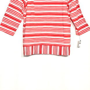Primary Photo - BRAND: TALBOTS STYLE: TOP LONG SLEEVE COLOR: STRIPED SIZE: XL SKU: 262-26275-65464PIT TO HEM 18.5""