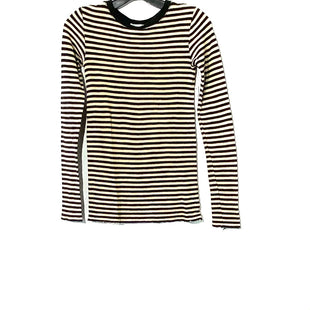 Primary Photo - BRAND: VINCE STYLE: TOP LONG SLEEVE COLOR: STRIPED SIZE: S SKU: 262-26275-71343100% COTTON