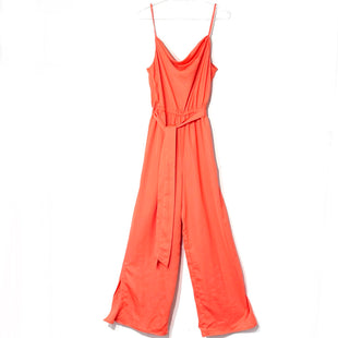 Primary Photo - BRAND: JOA (JUST ONE ANSWER)STYLE: DRESS PANT LONG SLEEVELESS COLOR: ORANGE SIZE: S SKU: 262-26275-76422