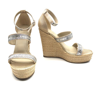 Primary Photo - BRAND: ALDO STYLE: SANDALS LOW COLOR: AQUA SIZE: 8 SKU: 262-26275-78264AS IS