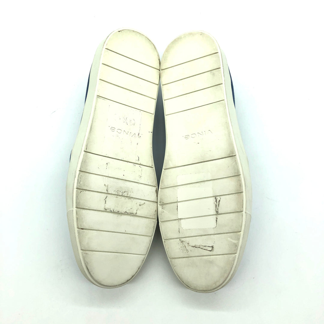 Photo #3 - BRAND: VINCE <BR>STYLE: SHOES FLATS <BR>COLOR: LIGHT BLUE <BR>SIZE: 10 <BR>SKU: 262-26275-73790<BR>NEW CONDITION