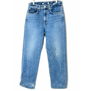 Primary Photo - BRAND: RAG & BONES JEANS STYLE: JEANS COLOR: DENIM SIZE: 4 /27SKU: 262-26241-47390DESIGNER FINAL MAYA HIGH RISE ANKLE STRAIGHT