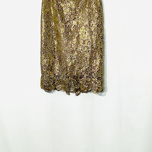 Primary Photo - BRAND: WHITE HOUSE BLACK MARKET STYLE: SKIRT COLOR: GOLD SIZE: XS /2SKU: 262-26275-70619