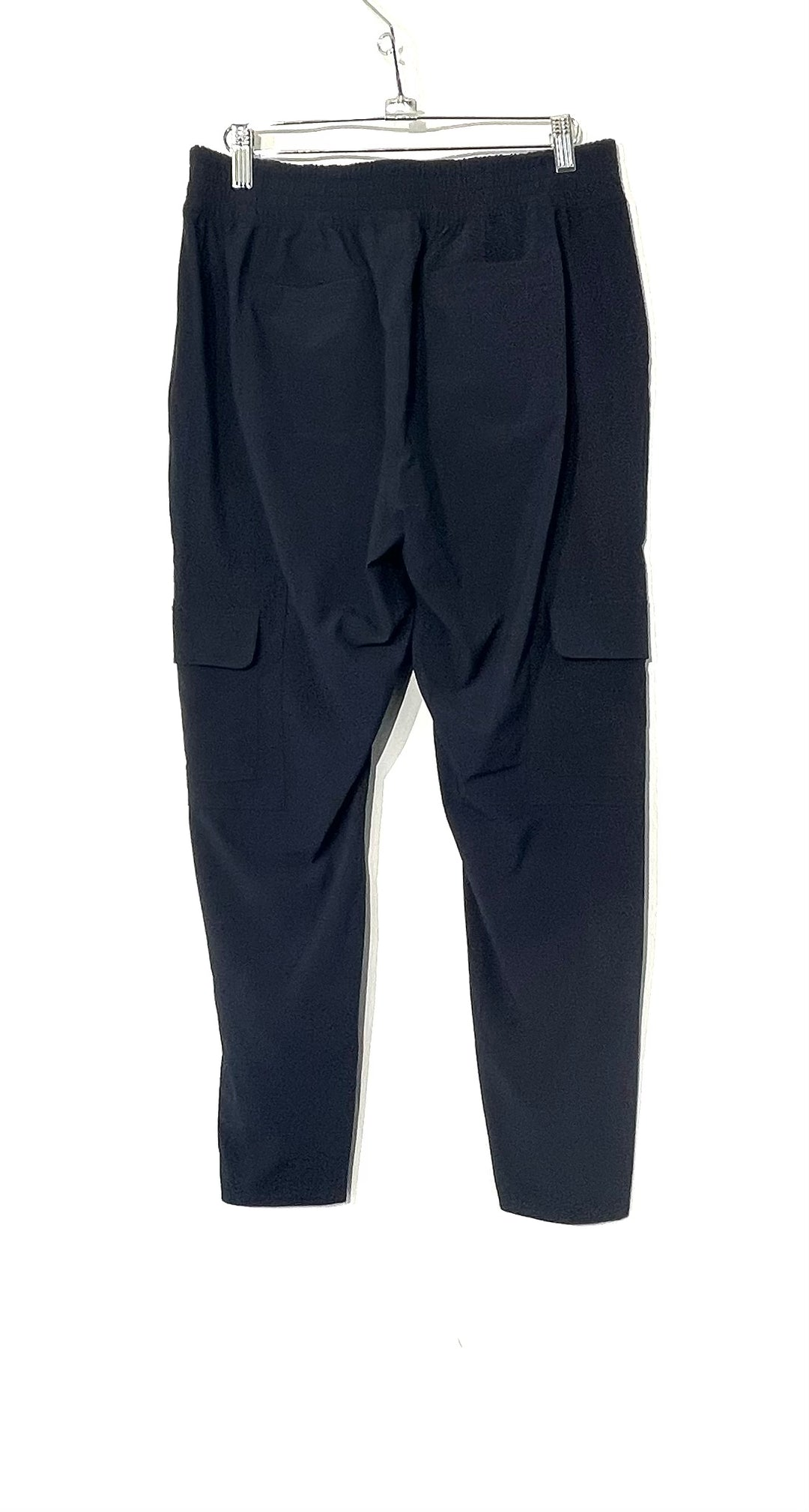 Photo #1 - BRAND: ATHLETA <BR>STYLE: ATHLETIC PANTS <BR>COLOR: NAVY <BR>SIZE: 6 <BR>SKU: 262-26275-73454