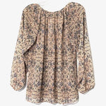 Photo #1 - BRAND: CABI <BR>STYLE: BLOUSE <BR>COLOR: FLORAL <BR>SIZE: XS <BR>SKU: 262-26275-75060