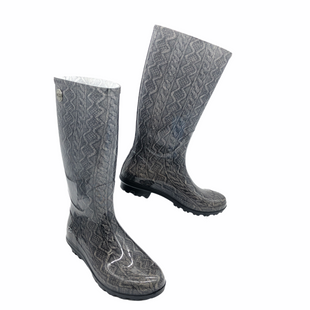 Primary Photo - BRAND: UGG STYLE: BOOTS RAIN COLOR: GREY SIZE: 7 SKU: 262-26241-48162IN GOOD SHAPE AND CONDITION