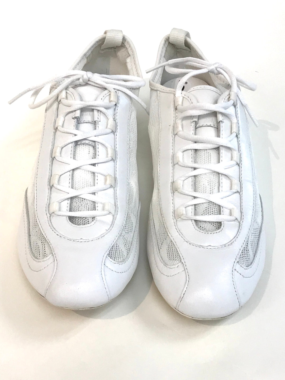 Primary Photo - BRAND: COACH <BR>STYLE: SHOES ATHLETIC <BR>COLOR: WHITE <BR>SIZE: 9 <BR>SKU: 262-26211-138891<BR>WEAR SHOWS - AS IS