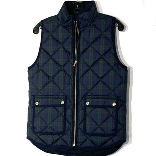 Primary Photo - BRAND: J CREW STYLE: VEST COLOR: PLAID SIZE: XS SKU: 262-26241-45087