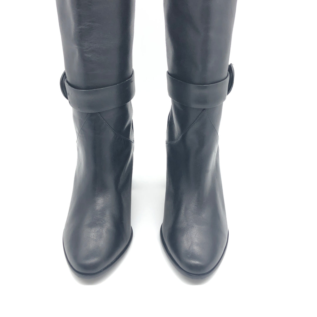 Photo #2 - BRAND: TED BAKER <BR>STYLE: BOOTS KNEE <BR>COLOR: BLACK <BR>SIZE: 8.5 | 38.5<BR>SKU: 262-26275-75413<BR>IN GREAT SHAPE AND CONDITION