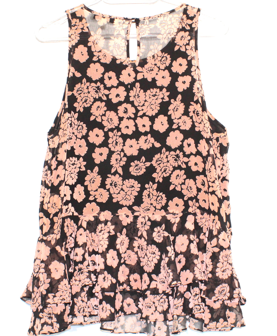 Photo #1 - BRAND: MILLY <BR>STYLE: TOP SLEEVELESS <BR>COLOR: FLORAL <BR>SIZE: M/10<BR>SKU: 262-26275-62815