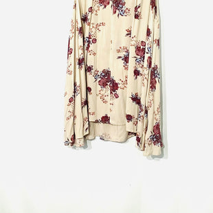 Primary Photo - BRAND: FREE PEOPLE STYLE: TOP SLEEVELESS TUNICCOLOR: FLORAL GREYSIZE: S SKU: 262-26241-43508ACTUAL COLOR MORE GREY THAN PHOTO SHOWS