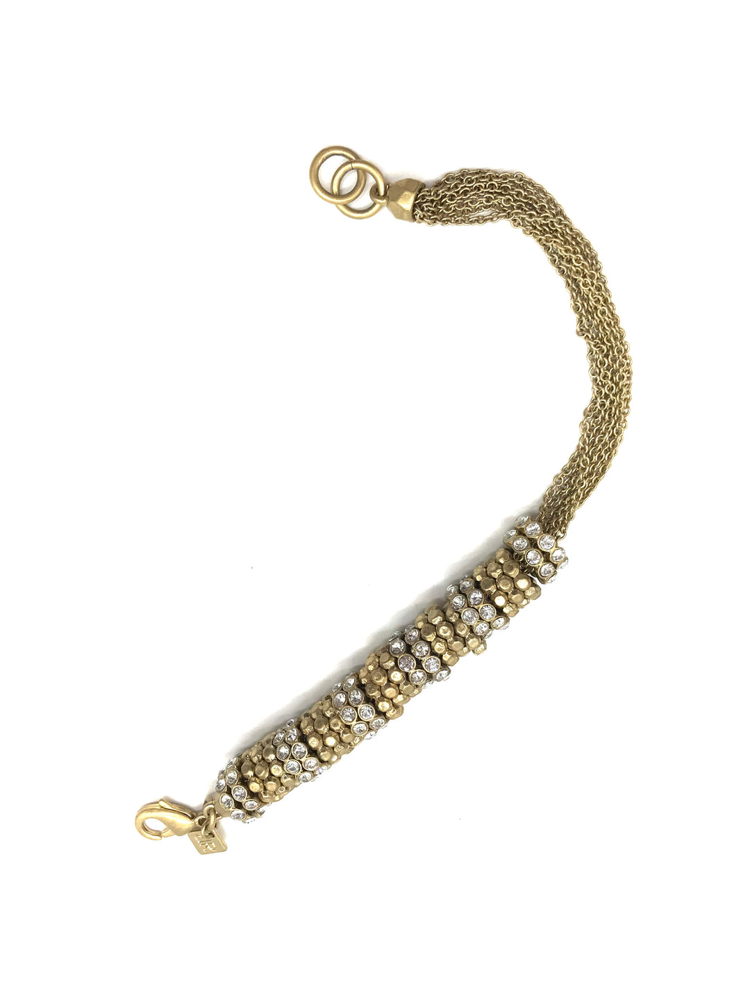 Photo #2 - BRAND: BANANA REPUBLIC <BR>STYLE: BRACELET <BR>COLOR: GOLD <BR>SKU: 262-26241-43462