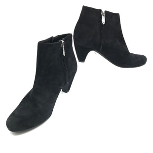 Primary Photo - BRAND: SAM EDELMAN STYLE: BOOTS ANKLE COLOR: BLACK SIZE: 6.5 SKU: 262-26211-141651AS IS, SLIGHT WEAR TO BACK OF HEEL