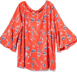 Primary Photo - BRAND: HALOGEN STYLE: TOP LONG SLEEVE COLOR: FLORAL SIZE: XL SKU: 262-26275-62054