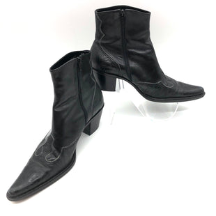Primary Photo - BRAND: FRANCO SARTO STYLE: BOOTS ANKLE COLOR: BLACK SIZE: 6.5MSKU: 262-26275-75473SLIGHT SCUFFING TO TOES
