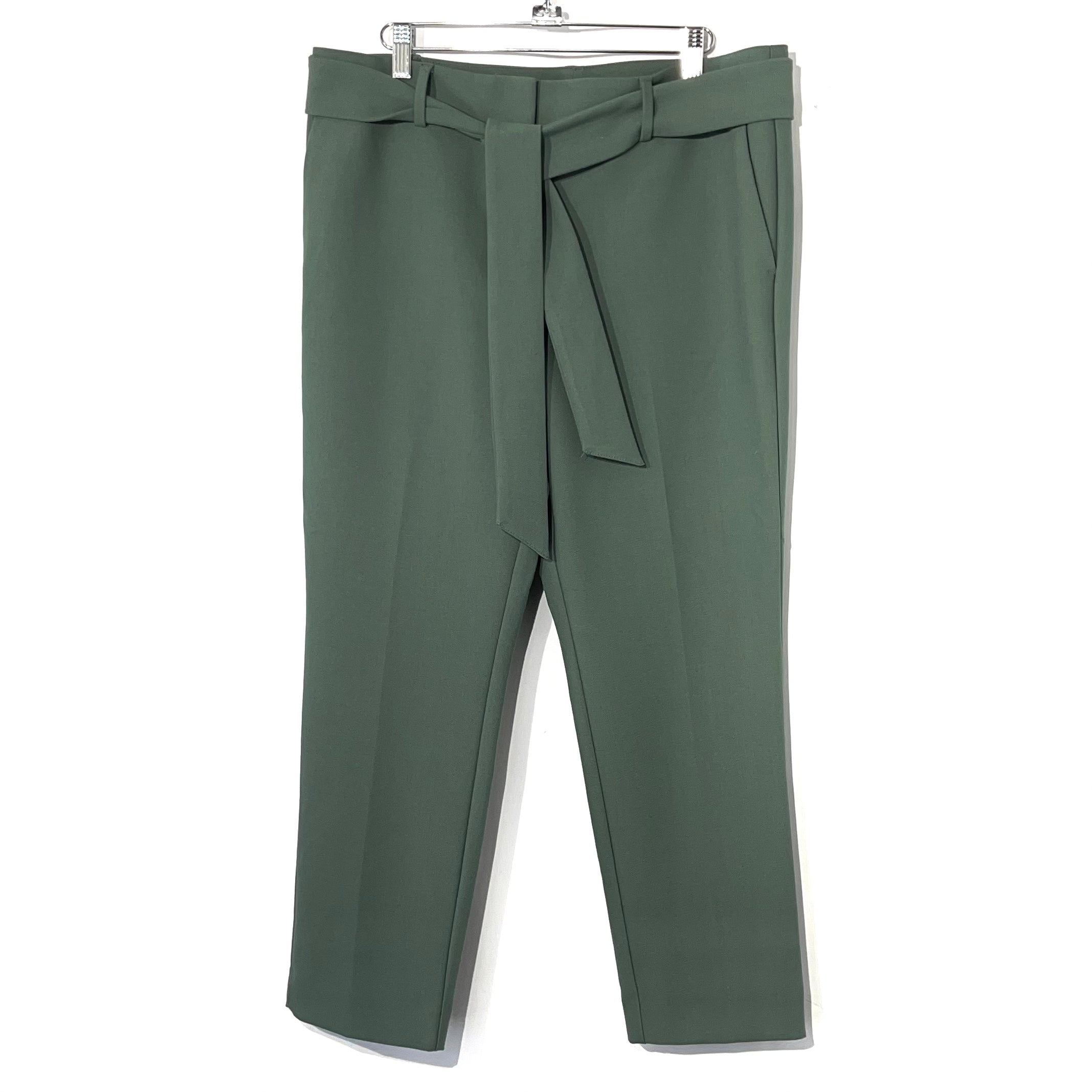 Primary Photo - BRAND: ANN TAYLOR LOFT <BR>STYLE: PANTS <BR>COLOR: OLIVE <BR>SIZE: 12 P<BR>SKU: 262-26275-74293