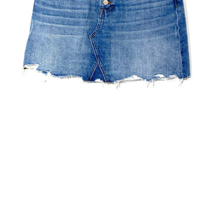 Primary Photo - BRAND: MADEWELL STYLE: SKIRT COLOR: DENIM SIZE: 8/29SKU: 262-26275-70575