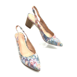 Primary Photo - BRAND: TAHARI STYLE: SHOES LOW HEEL COLOR: MULTI SIZE: 8 SKU: 262-262101-2462IN GREAT SHAPE AND CONDITION