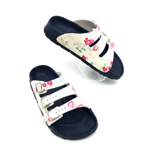 Primary Photo - BRAND:  BIRKISSTYLE: SANDALS FLAT COLOR: FLORAL SIZE: 9 SKU: 262-26275-76764NEW CONDITION