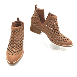 Primary Photo - BRAND: JEFFERY CAMPBELL STYLE: BOOTS ANKLE COLOR: TAN SIZE: 6.5 SKU: 262-26275-75476AS IS