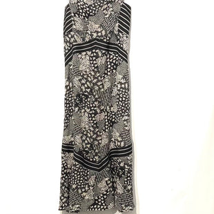 Primary Photo - BRAND: HOLDING HORSES ANTHROPOLOGIE STYLE: DRESS LONG SLEEVELESS COLOR: BLACK WHITE SIZE: M SKU: 262-26275-76322