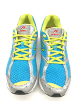 Photo #1 - BRAND:  NEWTON<BR>STYLE: SHOES ATHLETIC <BR>COLOR: BLUE YELLOW <BR>SIZE: 9 <BR>SKU: 262-26275-71113<BR>GENTLE WEAR - AS IS