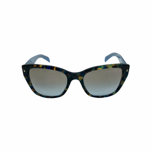 Primary Photo - BRAND: PRADA STYLE: SUNGLASSES COLOR: BLUE SKU: 262-26211-145551DESIGNER BRAND FINAL SALE AS IS