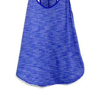 Primary Photo - BRAND: LULULEMON STYLE: ATHLETIC TANK TOP COLOR: BLUE SIZE: S SKU: 262-26241-42447SIZE TAG MISSING AS IS DESIGNER FINAL