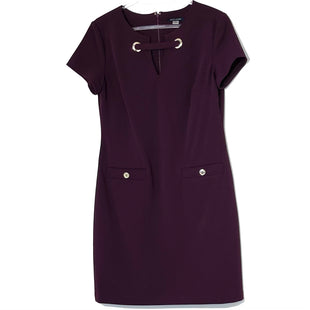 Primary Photo - BRAND: TOMMY HILFIGER STYLE: DRESS SHORT SLEEVELESS COLOR: PURPLE SIZE: S SKU: 262-26275-76460
