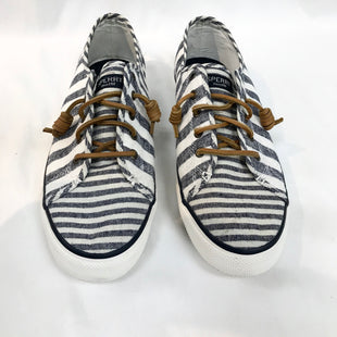 Primary Photo - BRAND: SPERRY STYLE: SHOES FLATCOLOR: STRIPED SIZE: 11 SKU: 262-26211-122833AS IS