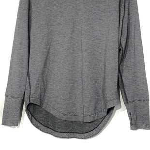 Primary Photo - BRAND: LULULEMON STYLE: ATHLETIC TOP COLOR: GREY SIZE: 6 SKU: 262-26211-141479SIZE TAG MISSING AS IS DESIGNER FINAL