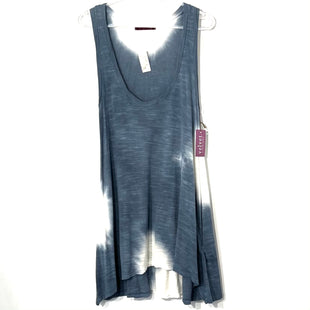 Primary Photo - BRAND: VELVET STYLE: TOP SLEEVELESS COLOR: BLUE WHITE SIZE: S SKU: 262-26275-75472