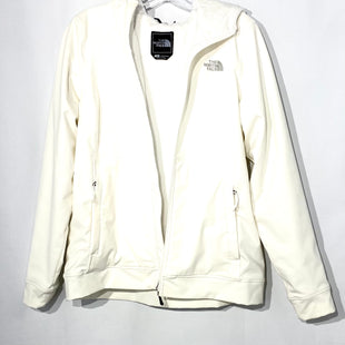 Primary Photo - BRAND: NORTH FACESTYLE: JACKET OUTDOOR COLOR: WHITE SIZE: L SKU: 262-26211-140475DESIGNER FINAL FLEECE LINING