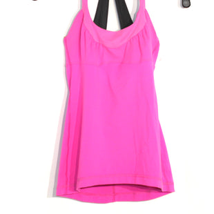 Primary Photo - BRAND: LULULEMON STYLE: ATHLETIC TANK TOP COLOR: PINK SIZE: S SKU: 262-262101-465SIZE TAG MISSING AS GENTLE WEAR AS IS