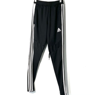 Primary Photo - BRAND: ADIDAS STYLE: ATHLETIC PANTS COLOR: BLACK SIZE: XS SKU: 262-26275-74919