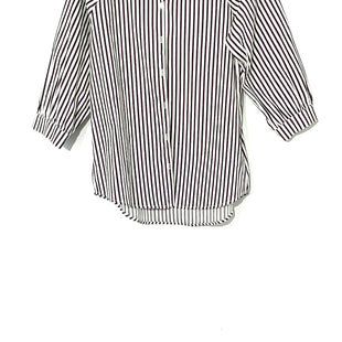 Primary Photo - BRAND: TAHARI STYLE: TOP LONG SLEEVE COLOR: STRIPED SIZE: M SKU: 262-26275-7114569% COTTON6% SPANDEX