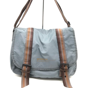 "Primary Photo - BRAND:  BENSIMONSTYLE: HANDBAG COLOR: GREY SIZE: MEDIUM 10.5""H X 14""L X 5""WSHOULDER DROP: 8""- 23""SKU: 262-26211-141484IN EXCELLENT SHAPE AND CONDITION - AS IS"